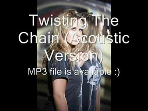 Lucie Silvas - Twisting The Chain (Acoustic Version)