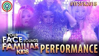 Your Face Sounds Familiar Kids 2018: TNT Boys as Spice Girls | Spice Up Your Life