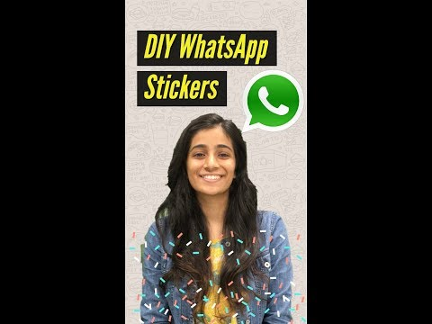 How to create custom WhatApp stickers on Android