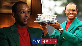 """""""I Couldn't Even Putt!""""   Tiger Woods On His Astonishing Comeback To Win The Masters 2019"""