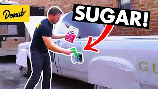 SUGAR IN THE TANK - DOES IT WORK? | SCIENCE GARAGE