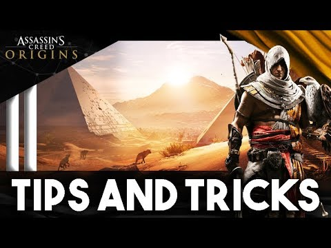 Assassins Creed Origins TIPS And TRICKS - Top Tips Every Player Should Know Mp3