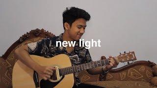 New Light - John Mayer (Fingerstyle Guitar)