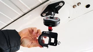 Our Airplane Cameras | FAA approved GoPro Mounts