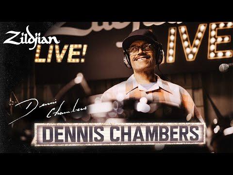 Zildjian LIVE! - Dennis Chambers