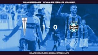 EN VIVO | Universidad Católica Vs Gremio | Copa Libertadores |#LaCopaXLaClave
