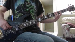 10 Years - Dancing With the Dead Bass Cover