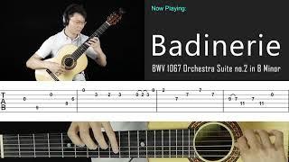 badinerie guitar chords - 免费在线视频最佳电影电视节目
