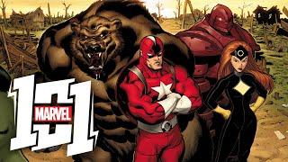 Winter Guard | Marvel 101