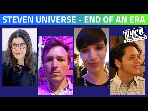 Exclusive Interviews with the Creators of Steven Universe - The End of an Era