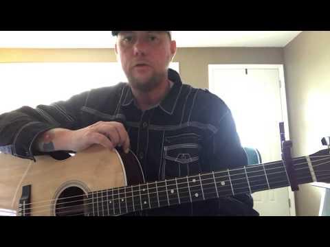 I Don't Know About You - Chris Lane (guitar lesson) (chords in description)