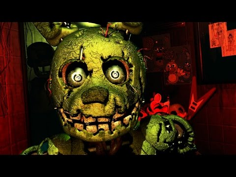 Gameplay de Five Nights at Freddys 3