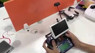 Монтажный кронштейн для крепления FPV монитора, мобильного телефона.