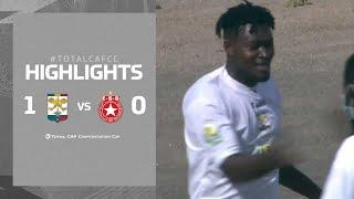 CAF CC | ASC JARAAF 1-0 E.S.S