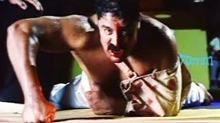 Real Star Srihari Ultimate Boxing Climax Scene   Telugu Action Scenes   70MM Movies