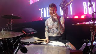 Gambar cover Fall Out Boy: Sugar, We're Goin Down (LIVE)