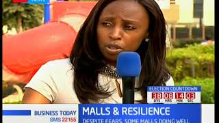 Business Today: Malls and resilience