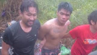 Keseruan Penangkapan 2 Residivis Curas, Curat Dan Curanmor Sembunyi Di Rawa Rawa