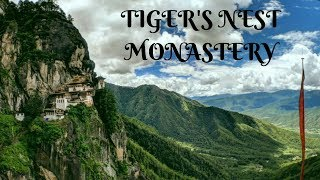 preview picture of video 'DAY 6 : WE CONQUERED TIGER'S NEST MONASTERY , PARO !'
