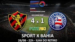 Sport 4x1 Bahia