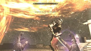 Skyrim mod: VIGILANT English Voiced #35 Reyda the Glenmoril