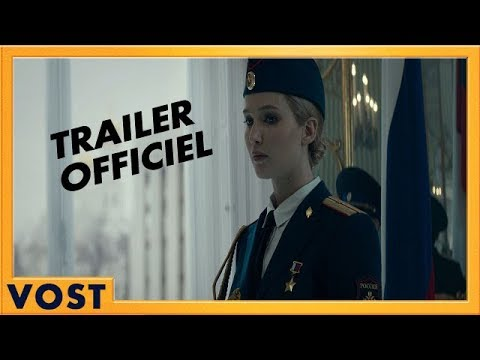 Red Sparrow  	Twentieth Century Fox France