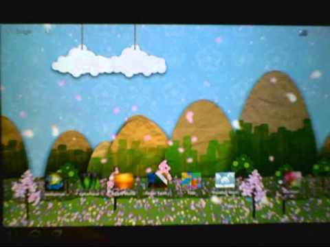 Video of Samsung Parallax Spring
