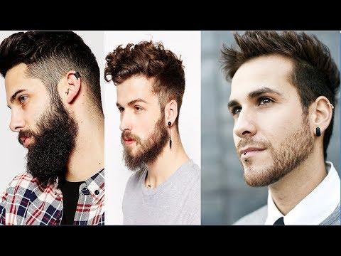 Guys With Earrings/Men`s Earring Styles