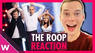 "The Roop ""On Fire"" Reaction 