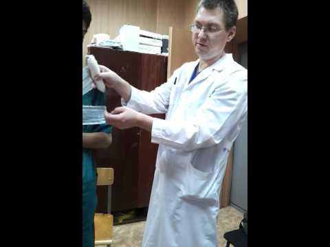 Artrite caviglia acuta