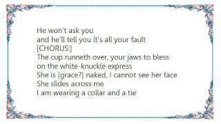 Fatima Mansions - The White Knuckle Express Lyrics