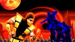 Scorpion-Hell Battle