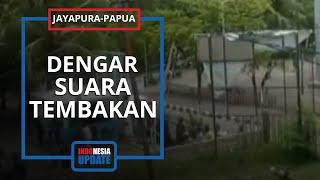 Viral Video Hujan Tembakan dari Polisi saat Demo Mahasiswa Uncen Berujung Ricuh, Begini Faktanya