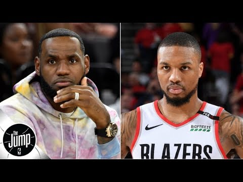 'Space Jam 2' cast revealed: LeBron James leads star-studded group, according to reports | The Jump