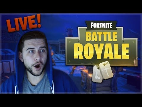 FORTNITE BATTLE ROYALE! - GOING FOR NUMBER 1 SPOT - FIRST EXPERIENCE (Fortnight Game)