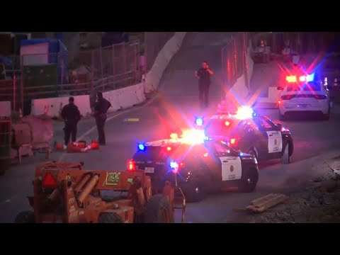 A U.S. Customs and Border Patrol agent was involved in a shooting at California's border with Mexico on Monday night. No injuries were immediately reported. San Diego police say the shooting happened in a secondary vehicle inspection area. (June 4)