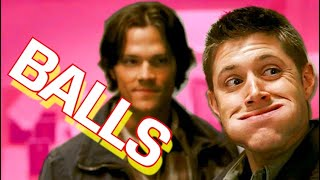 SUPERNATURAL CRACK #8 \\ TRY NOT TO LAUGH
