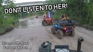 Xtreme Off-Road Park | Don't Listen To Her!