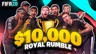 SIDEMEN FIFA 20 $10,000 ROYAL RUMBLE