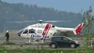 山形県ドクターヘリJA173B