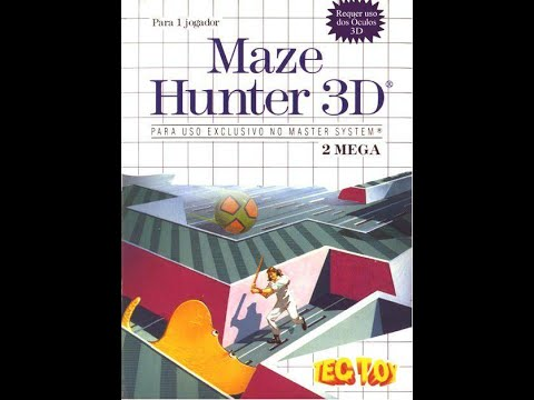 TheRomario626 [UGC Normal] - Maze Hunter 3D (Master System) Final Part