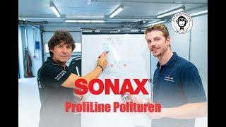 Sonax ProfiLine Polituren | Richard Hanauer | Lvl 3 - Für Profis | AUTOLACKAFFEN