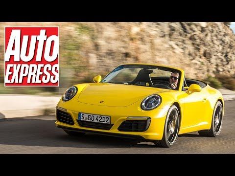 New Porsche 911 Cabriolet 2015 review