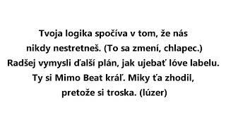 P.A.T. X MegaM X Otis   KONFIDENT MOLOCH Prod.P.A.T [LYRICS TEXT]