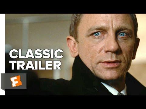 Quantum of Solace (2008) Official Trailer 2 - Daniel Craig, Olga Kurylenko Movie HD