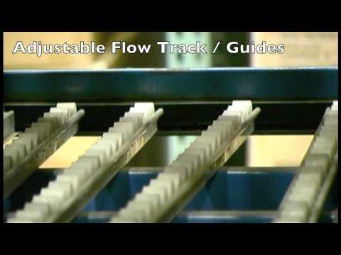 Refurbished Carton Flow Racks