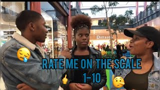 Rate Me 1 10 | Public Interview | She Gave Me A 0 ♂️|