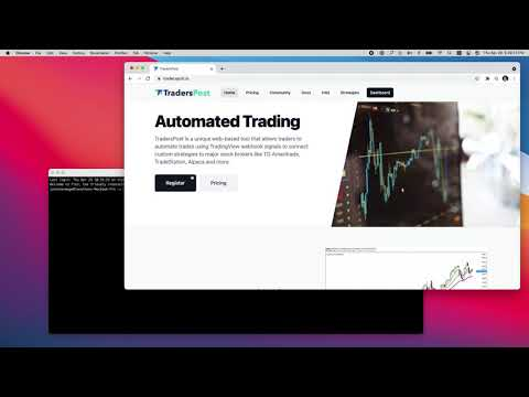 Automating Trading Strategies with TradersPost and TradingView