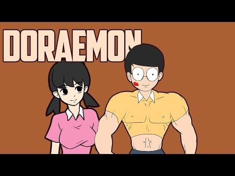 DORAEMON TERBARU 2018 - Nobita Kena Tikung  Ep 1 (Original Animation)
