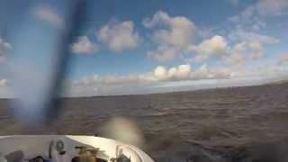 preview picture of video 'Eolos Kiteboarding ft Joel Bedard - Beginner to Water starts progression'